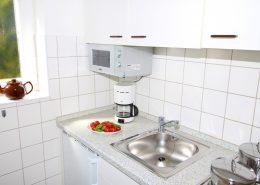 Küche der FeWo8